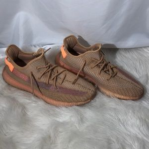 Adidas Yeezy Boost 350 V2 Clay Shoes